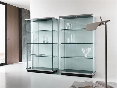 Nella Vetrina Tonelli Broadway Vetrina Designer Glass Cabinet