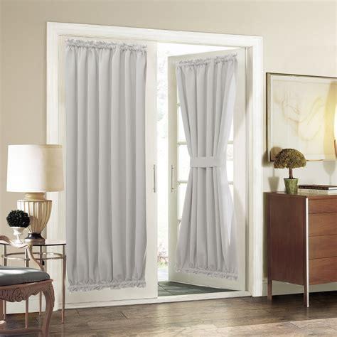 70 patio door curtain panel aquazolax room