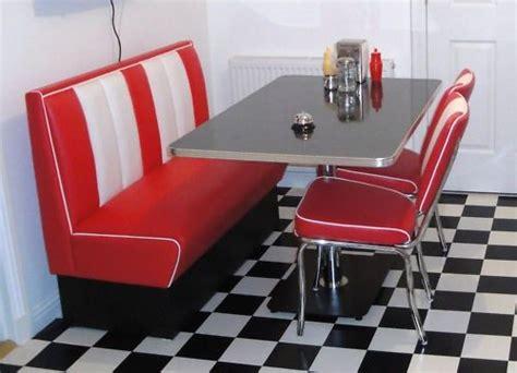 kitchen booth furniture retro furniture 50s retro furniture 50s american diner