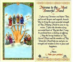 The Most Powerful Novena Prayer
