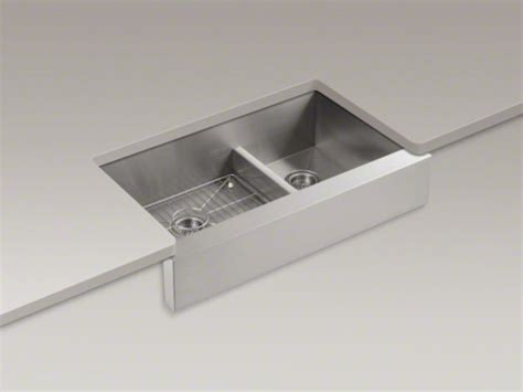 kohler retrofit apron sink kohler vault sink with apron front home inspiration