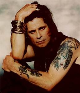 Ozzy Osbourne Tattoos | All Star Tattoos