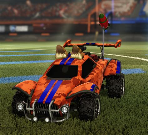 The New Rocket League Patch Allowed Me To Make A Furry Car
