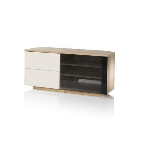 cream corner tv cabinet new tokyo corner tv cabinet oak cream tv entertainment