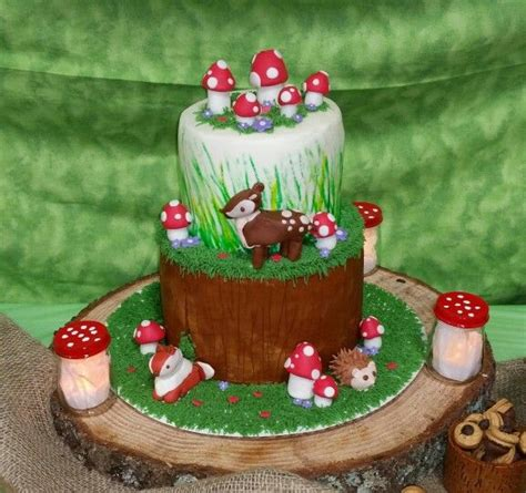 Adorable cake by Nikki Halstead 1st birthday parties