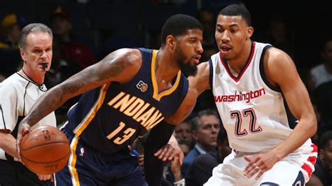 indiana pacers  washington wizards full game