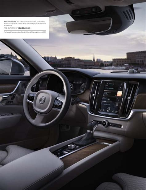 Orange County Volvo by 2017 Volvo S90 Brochure Orange County Volvo