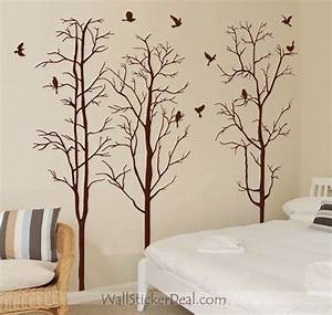 196 best wall decals images on pinterest home ideas With kitchen colors with white cabinets with birds in flight wall art