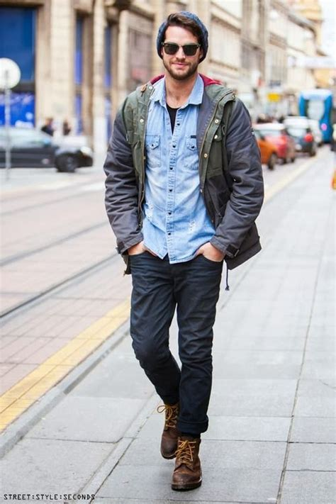 Cool Winter Fashion ideas for Men.