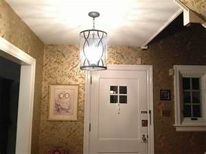 Lighting, Updates, Foyer, Part, 2