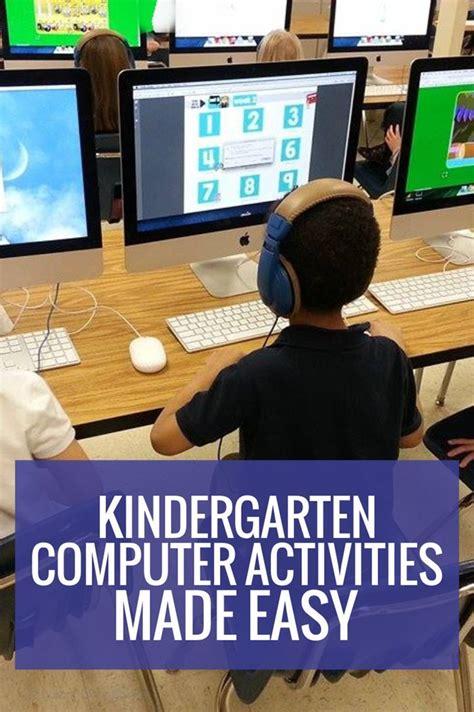 preschool computer activities 1300 best images about kindergarten on 252