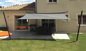 Masten Für Sonnensegel : 2 h henverstellbarer masten 2 wandbefestigungen f r sonnensegel ~ Eleganceandgraceweddings.com Haus und Dekorationen