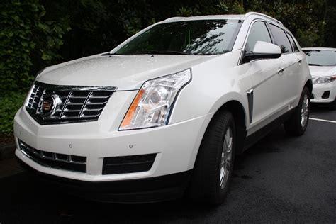 cadillac srx luxury diminished  car appraisal