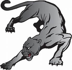 Panther mascot cliparts - Clipartix
