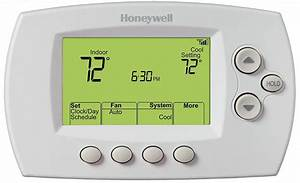 Honeywell White Programmable Thermostat