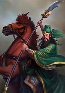 Image - Guan Yu (ROTK12TB).jpg - The Koei Wiki - Dynasty ...