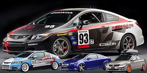 Black honda civic modified wide body. The car for you: a number of modified 2012 Honda civic Si ...