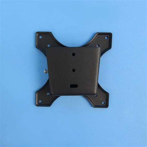 sphere black vesa  plate wall mount tv bracket