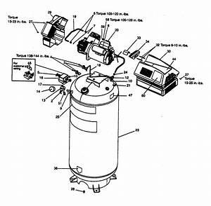 Craftsman 919165612 Air Compressor Parts