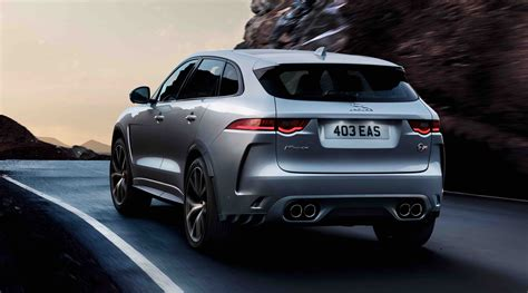 F Pace Image by 2019 Jaguar F Pace Svr Price Specs And Images Carsmakers