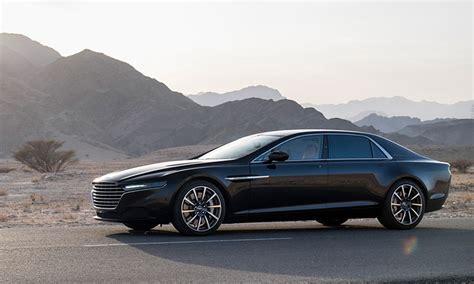 Aston Martin Shows New Lagonda Sedan Highsnobiety