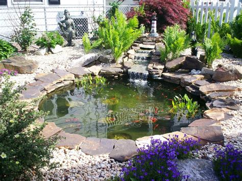Sublime Koi Pond Designs And Water Garden Ideas For Modern