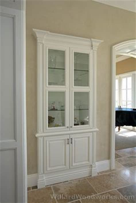 built in kitchen cabinets built in corner china cabinet for the home 4988