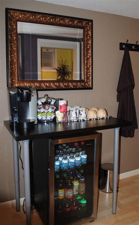 Salon Coffee Bar Ideas
