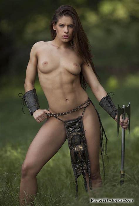 Bare Maidens Erotic Fantasy Nudes