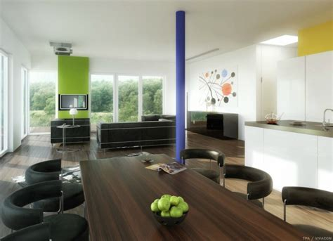 talent from render house architecture interior