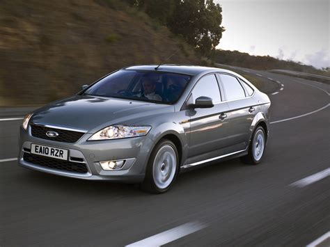 ford mondeo 2010 2010 ford mondeo available for the uk in autumn