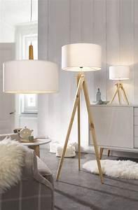 Stehlampe Weißer Schirm : leuchtenwelten tischlampe stehlampe deckenlampe zum beispiel stehleuchte gin ~ Frokenaadalensverden.com Haus und Dekorationen