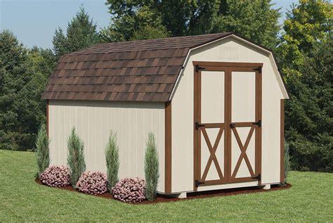 Barn Shed mini barn hip roof sheds cedar craft storage solutions