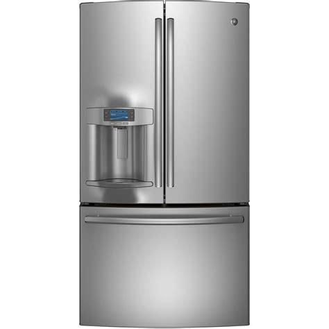 counter depth refrigerator width 35 ge profile 35 75 in w 22 1 cu ft door