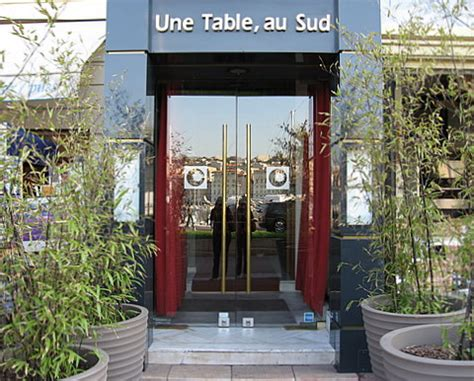 Une Table, Au Sud  Entertaining The Senses  Very Good Food