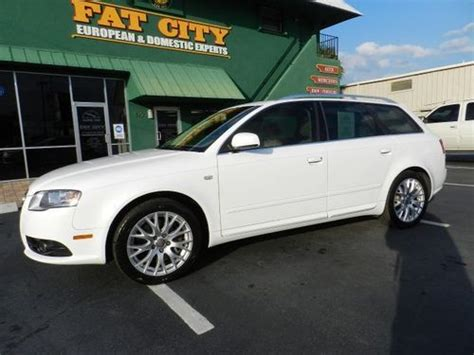 Sell Used 2008 Audi A4 Avant 2.0 T Quattro At6 Se Sport