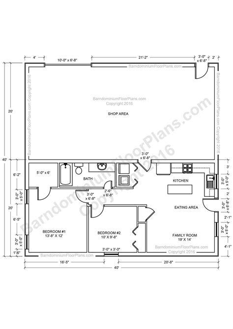pole barn houses  easy  construct   home barndominium floor plans house plans