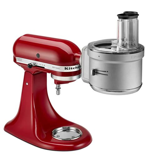mixer cuisine kitchenaid food processor attachment master technicians ltd