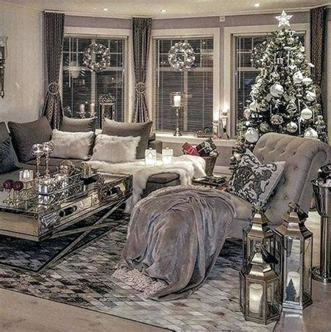 Grey Living Room Furniture Ideas Chic For Cozy Glam Decor