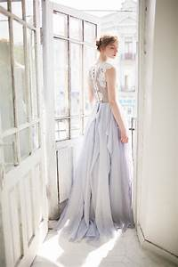 grey wedding dress wwwetsycom shop carouselfashion With wedding dress etsy