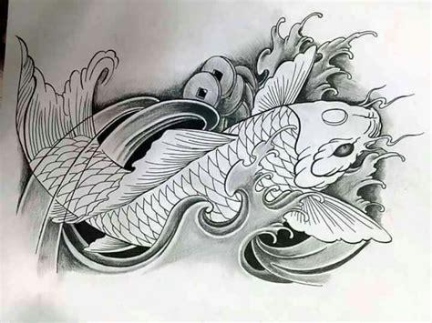 images  carpas  pinterest koi fish tattoo tattoo stencils  oriental