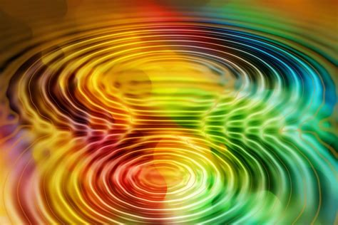 illustration wave concentric waves circles  image  pixabay