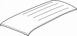 Chevrolet Hhr Roof Panel  W  Sunroof  W  Roof Rack  Motors