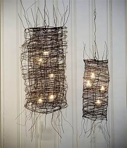 Diy Chandelier Wiring Diagram : wire mesh chandelier deco lumineuse id e luminaire et ~ A.2002-acura-tl-radio.info Haus und Dekorationen