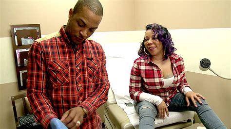 T.I. And Tiny See Their New Baby For The First Time - T.I ...
