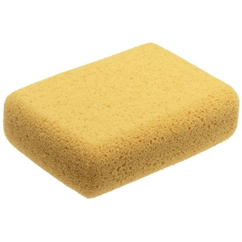 home depot kitchen faucets m d building products grout sponge 49152 the home depot