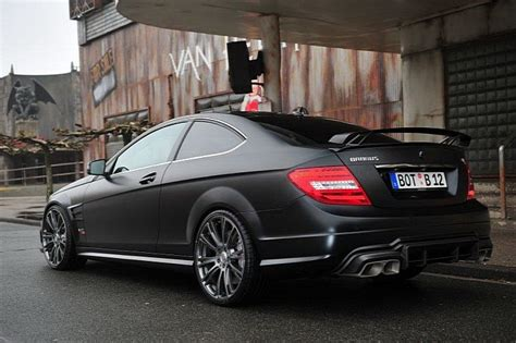 The Fastest And Most Expensive C63 Amg By Brabus