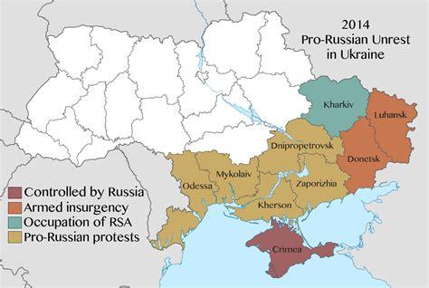 pro russian unrest  ukraine wikipedia