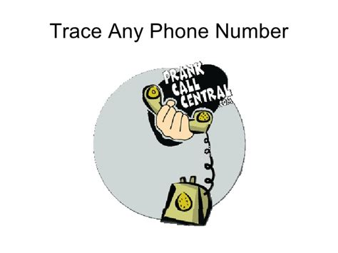 trace a phone number trace any phone number