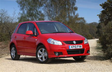 Suzuki Sx4 Aerio Hits The Market